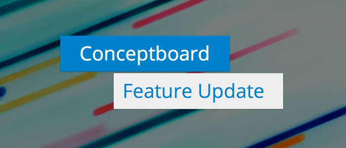 conceptboard feature updates header