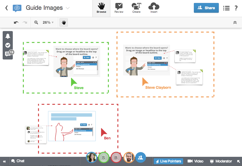 conceptboard distributed group collaboration in real-time