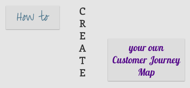 Using text box tool in your Customer Journey Map