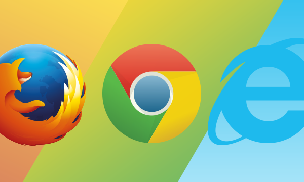 Use any current WebRTC enabled browser without additional software.