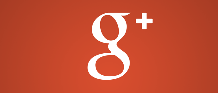 Google+ template in Conceptboard