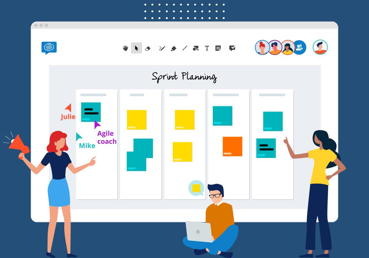 Agile sprint planning template