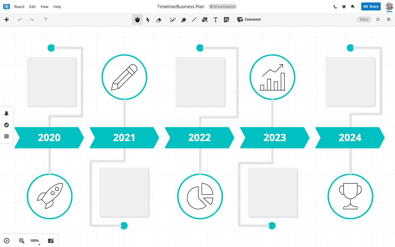Conceptboard Interactive Presentations