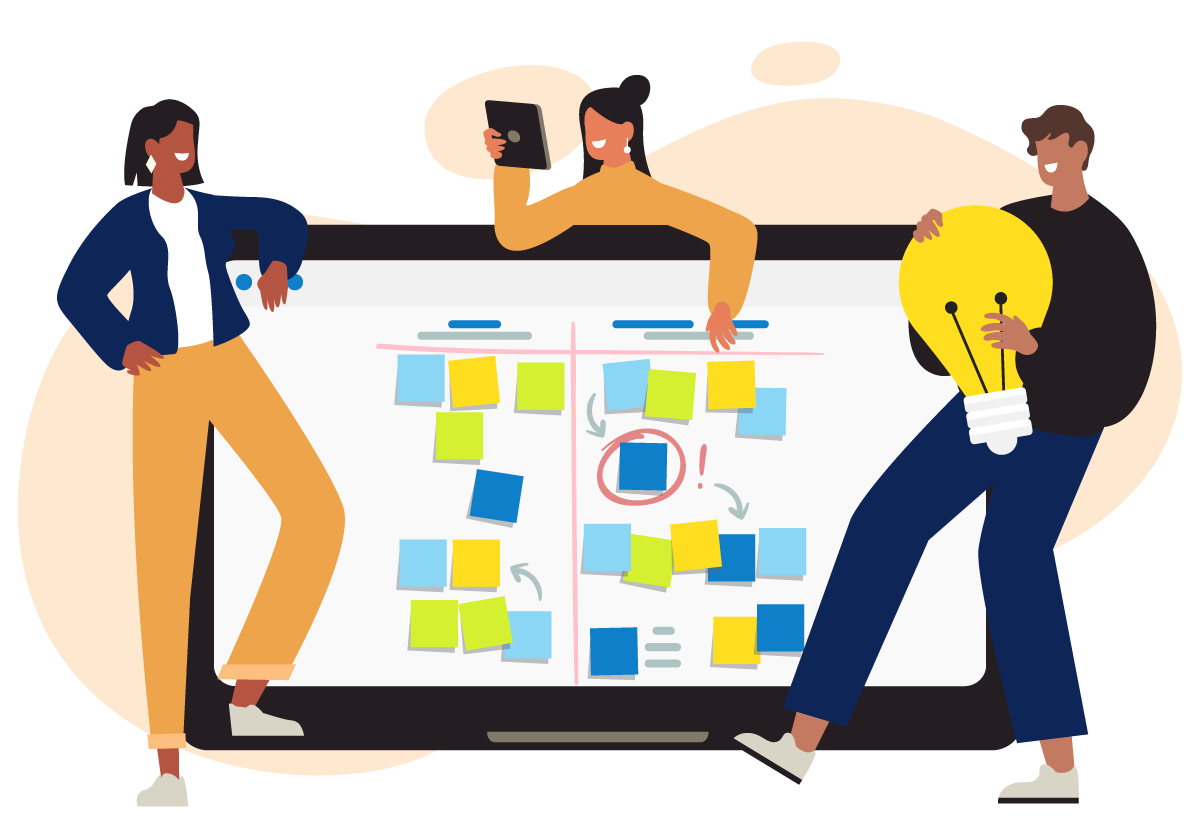 Facilitate a winning brainstorming session
