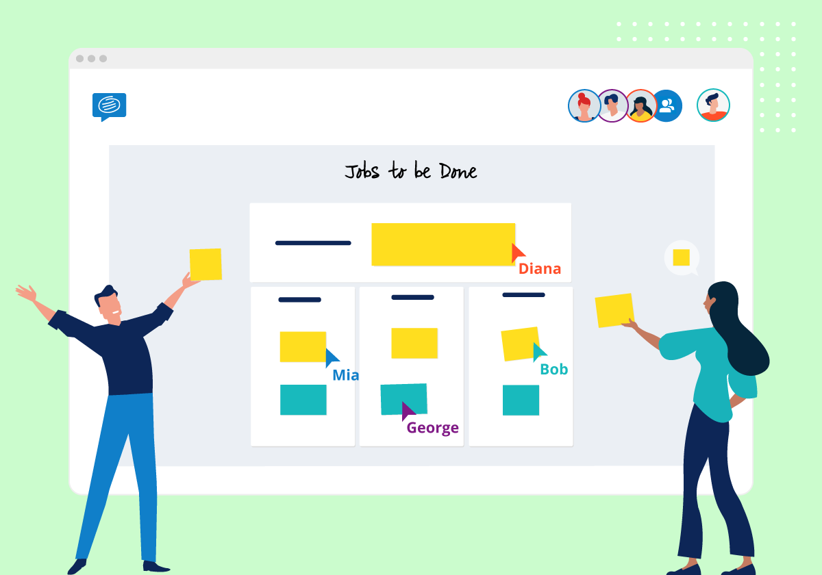 Jobs to be Done online template