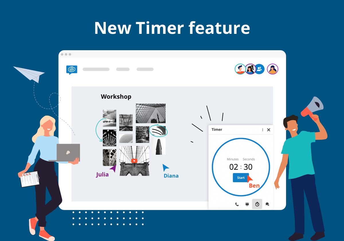 New Timer feature