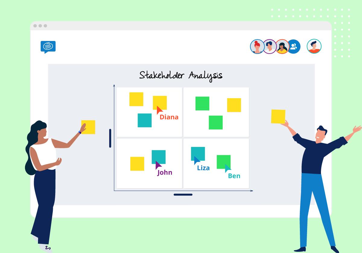 Stakeholder Analysis online template