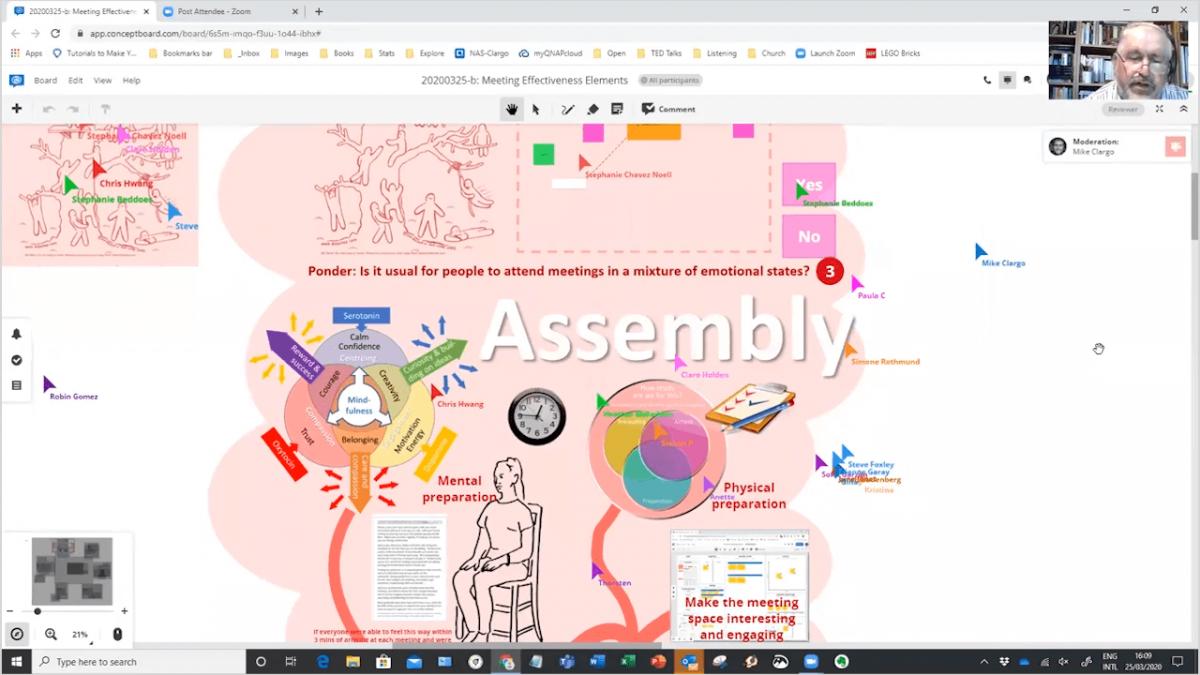 Assembly Better Webinars