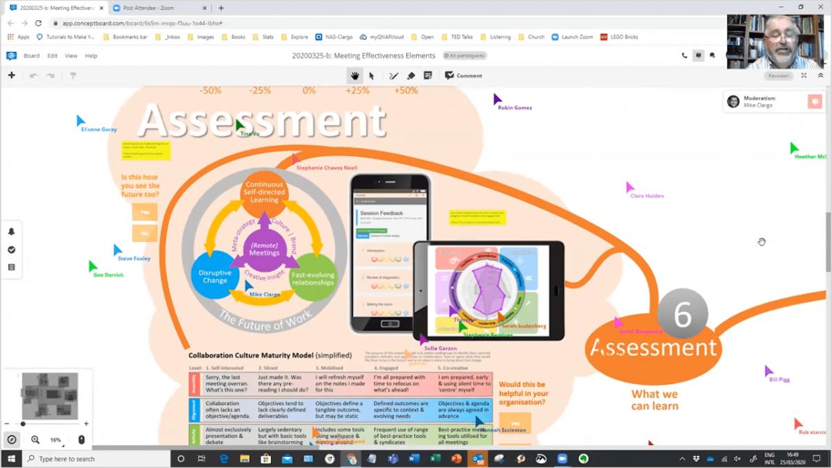 Assessment of Webinar