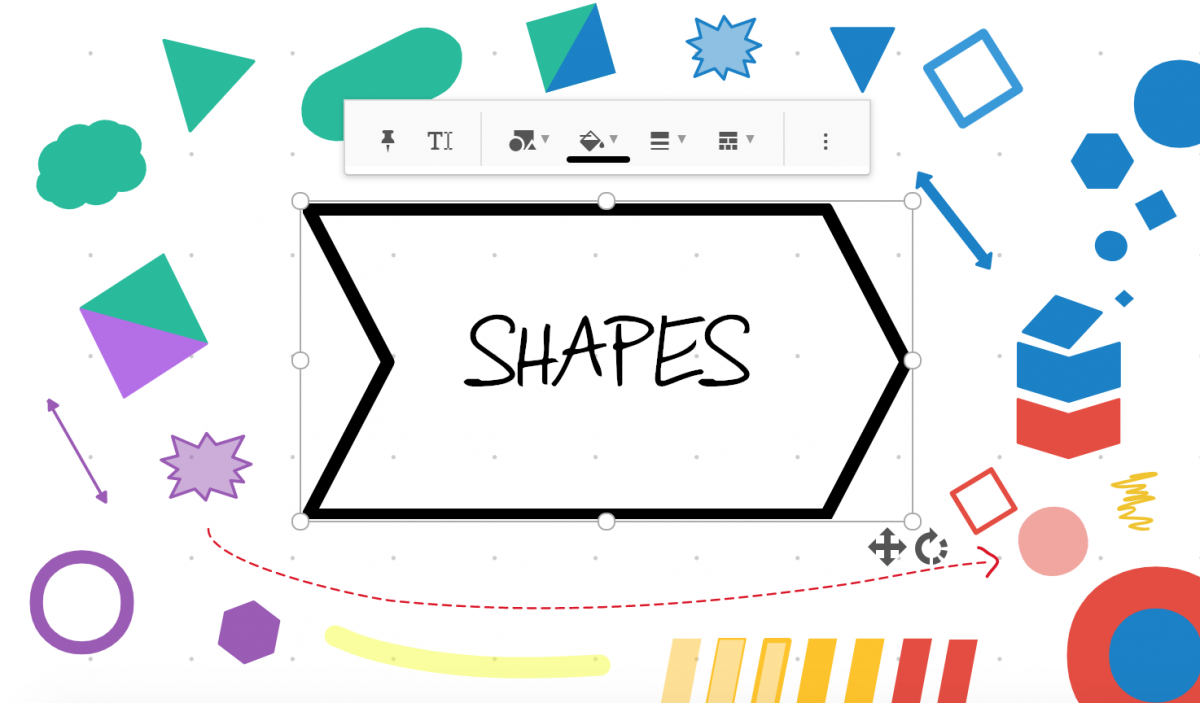 Conceptboard shape library release