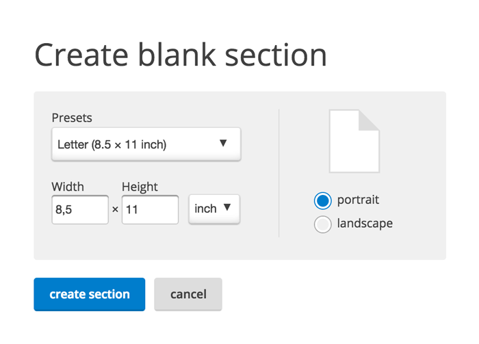 conceptboard new custom sections online whiteboards