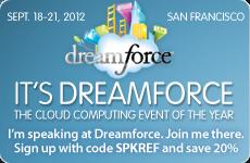 It's dreamforce